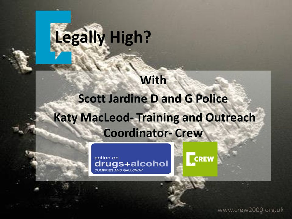 Drugs Crew's clients present with Shop (harm reduction advice sessions) CounsellingFestival Crisis Intervention Outreach survey (drug used most often) Cannabis 34%Cannabis 57%Alcohol 75%Cannabis 42% General NPS 23%Cocaine 31%Ecstasy/MDMA 33% Alcohol 24% Alcohol 15%Alcohol 13%Unknown 10%MDMA/Ecstasy 14% MDMA 8%GHB/GBL 11%Cannabis 8%Cocaine 9% Cocaine 6%General NPS 10%Cocaine 6%Mephedrone 4% Steroids 3%Mephedrone 10%LSD/Mushrooms 6% Ketamine 2% Speed 10%Legal Highs 5%Valium 1% Mephedrone 2%MDMA 6%Benzos 3%Speed 1% Page 12