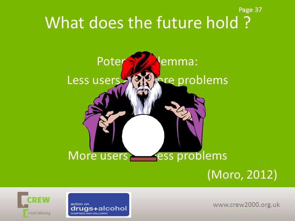 What does the future hold .