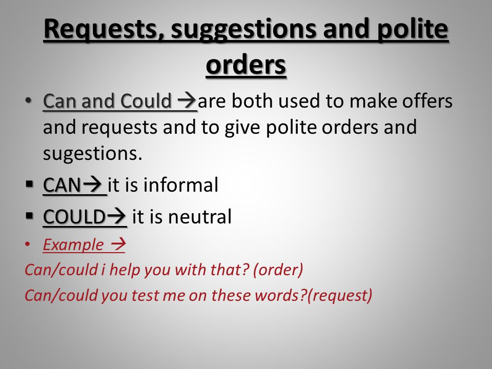 Might  Might  is sometimes used to request permission very politely but is usually used only in highly formal situations.