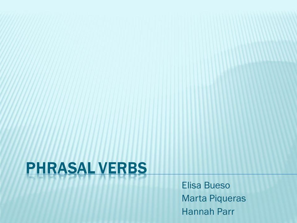 Elisa Bueso Marta Piqueras Hannah Parr