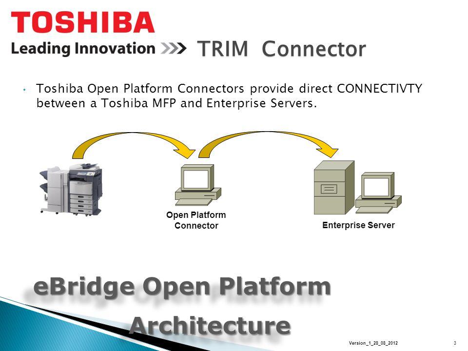 TRIM Connector Document Sent Screen 14Version_1_28_08_2012