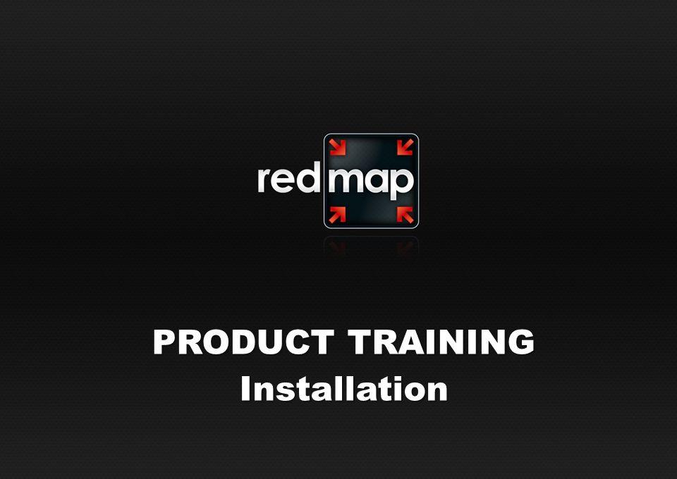 PRODUCT TRAINING Installation