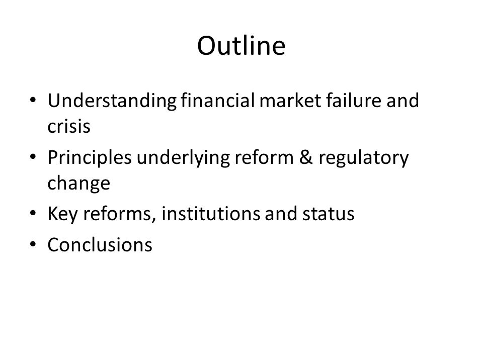 Core: reform areas central to the crisis Periphery (1): issues related to core crisis Periphery (2): issues seen as important, but not directly related to crisis (i.e.