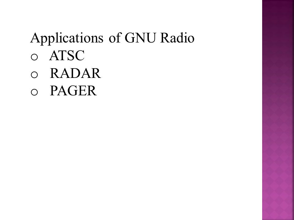 Hardware Transfer Function: Radar Range Resolution: The degree to which a radar system can resolve two targets separated in range is directly proportional to the bandwidth of the radar waveform incident on the target.