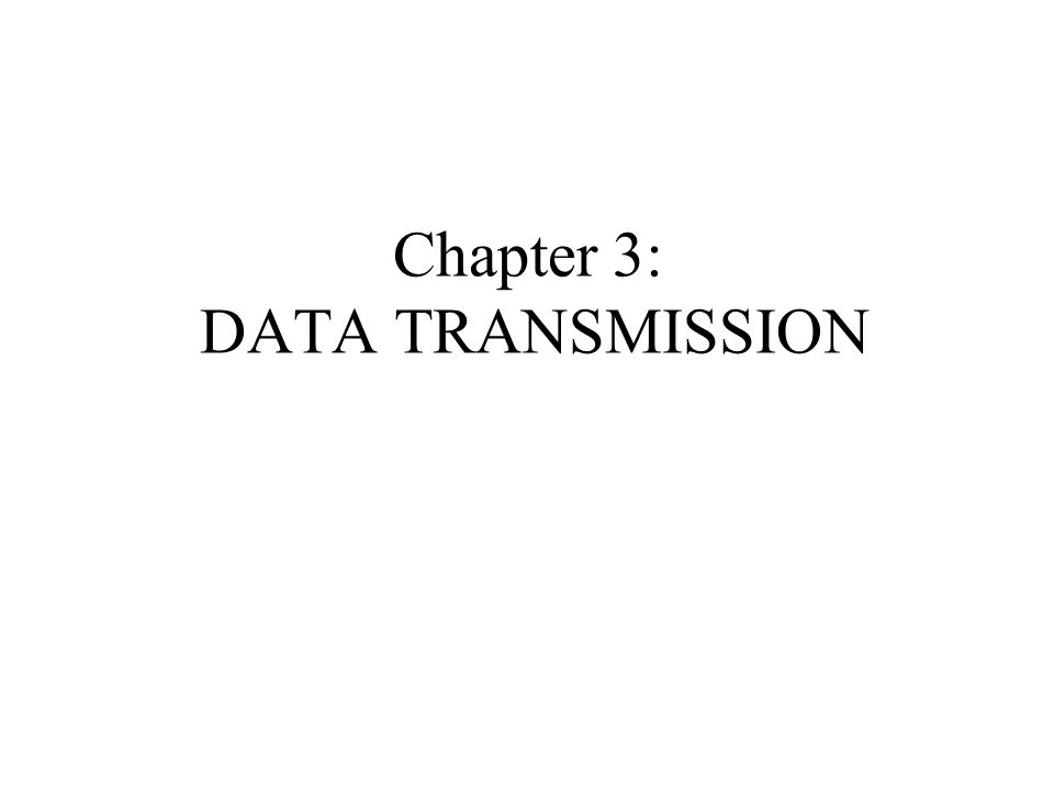 3.3 Transmission Impairments Attenuation--a decrease in magnitude of current, voltage, or power of a signal in transmission between points.