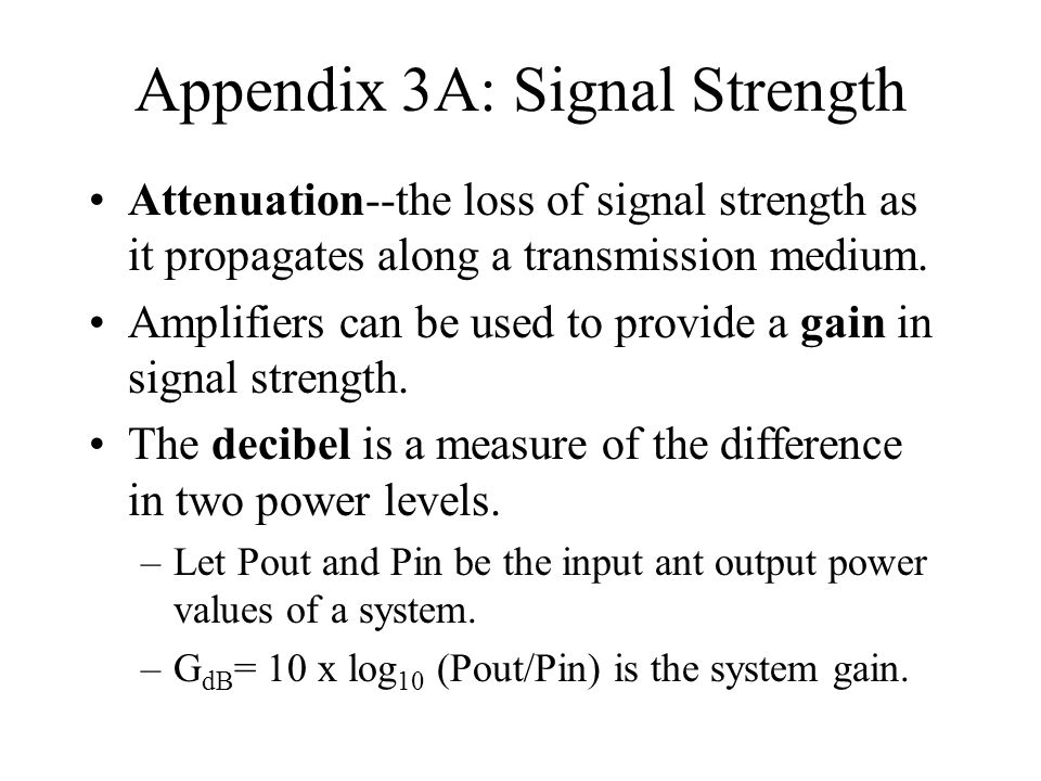 3.2 Analog and Digital Transmission-- Transmission Analog transmission--transmission of analog signals without regard to content.