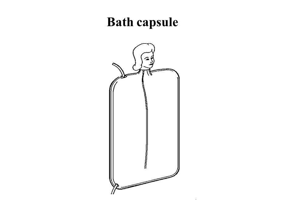 Bath capsule