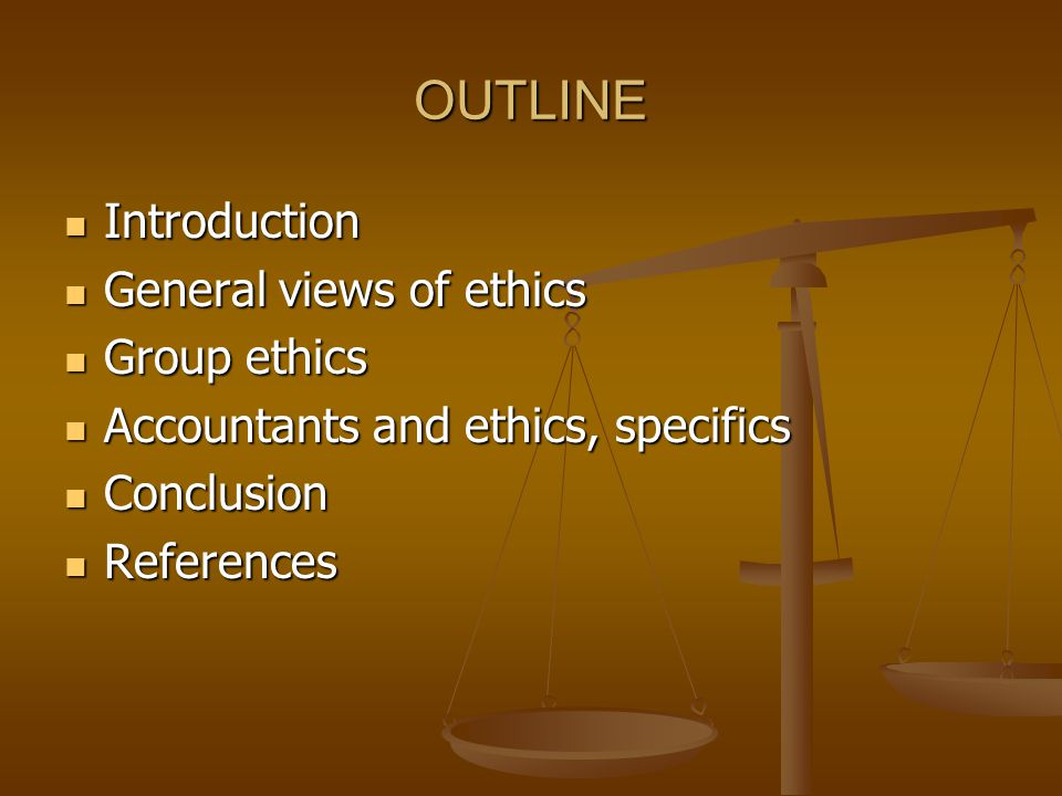 CAN ETHICS BE TAUGHT/LEARNED.Yes –but need a common basis.