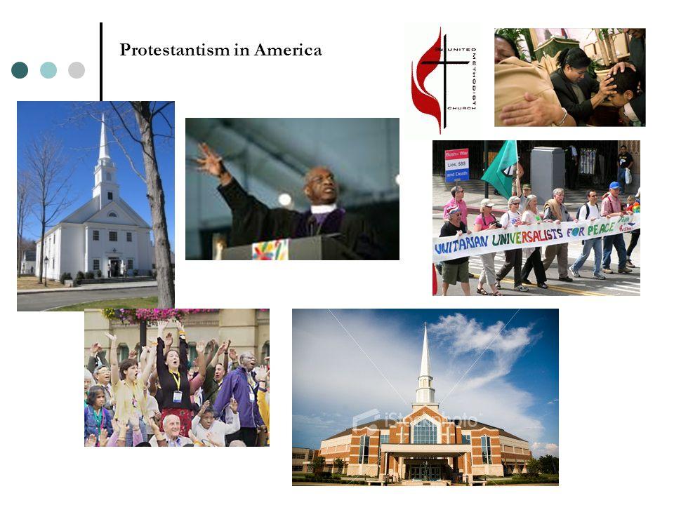 Protestantism in America