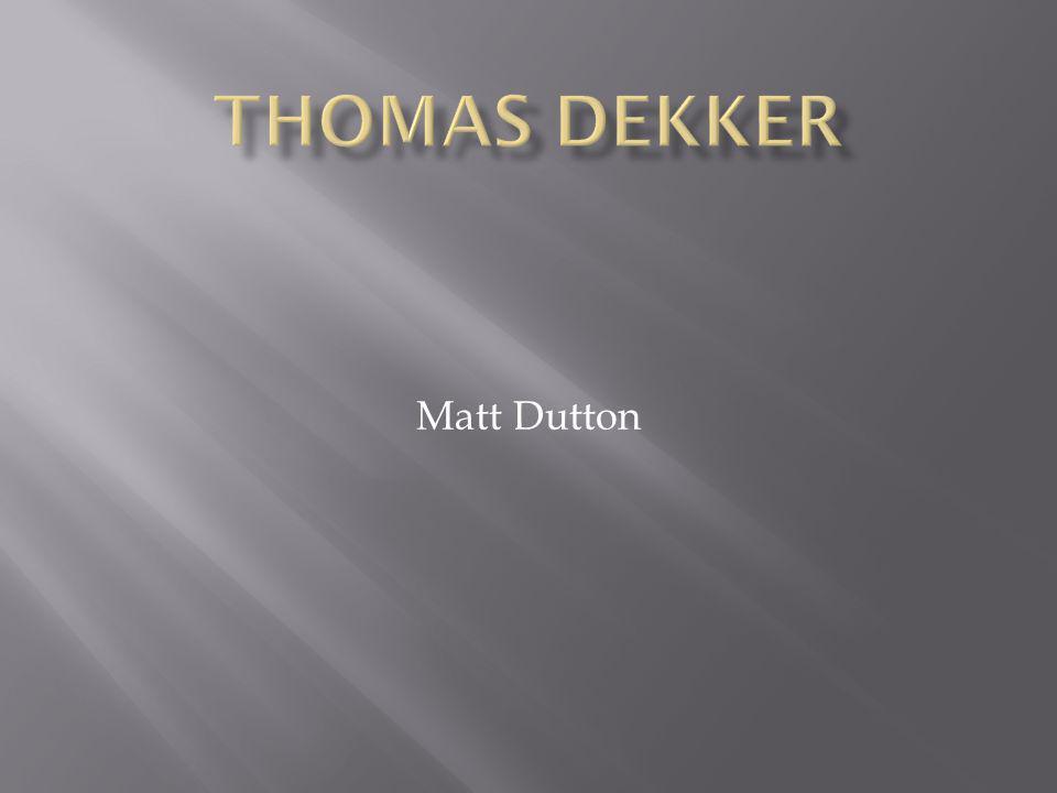 Matt Dutton