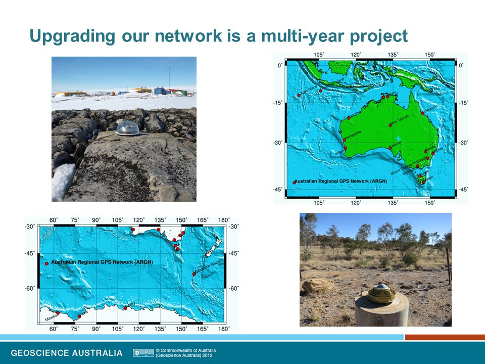 Upgrading our network is a multi-year project