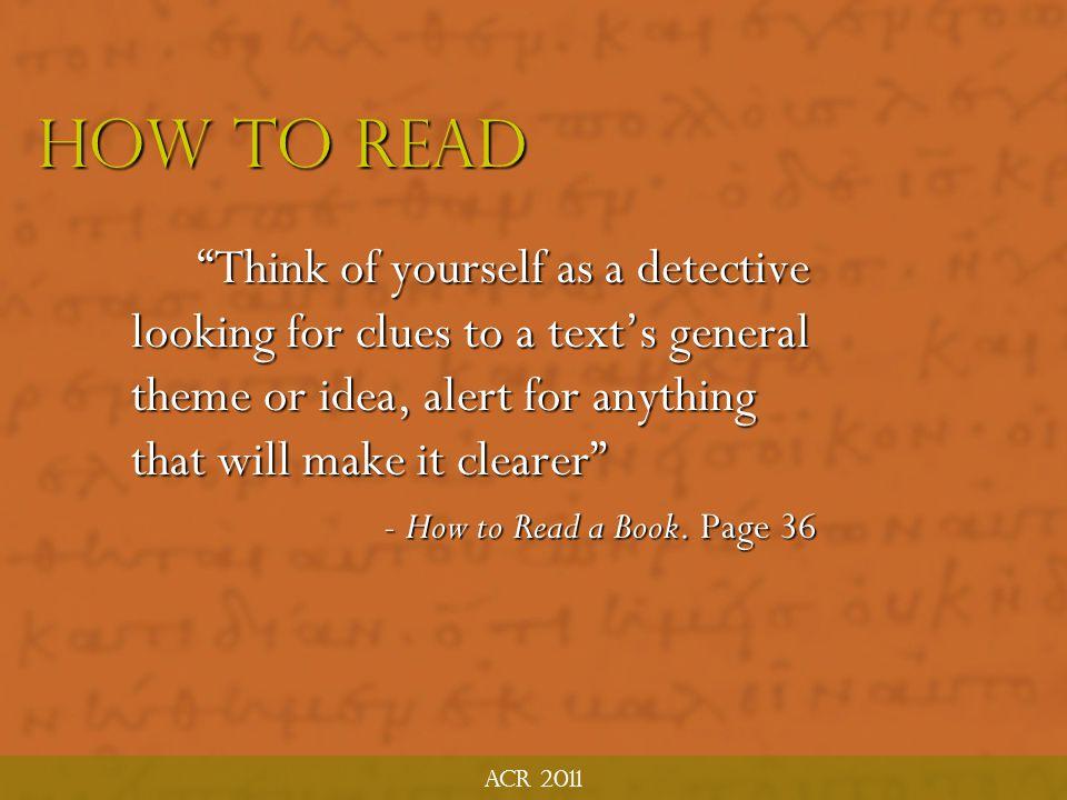 ACR 2011 Biblical Tools  good translation  second, literal translation  logical mind  pocket concordance  sound Bible Dictionary  good Bible Handbook  sound commentaries