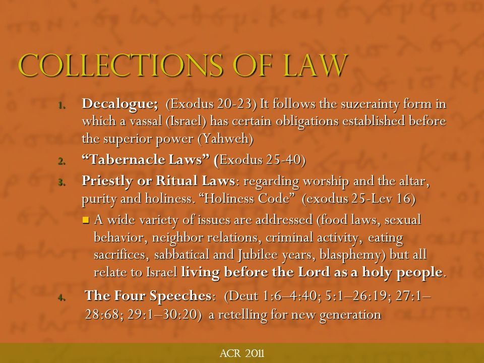 The LAW ACR MTP June 2011
