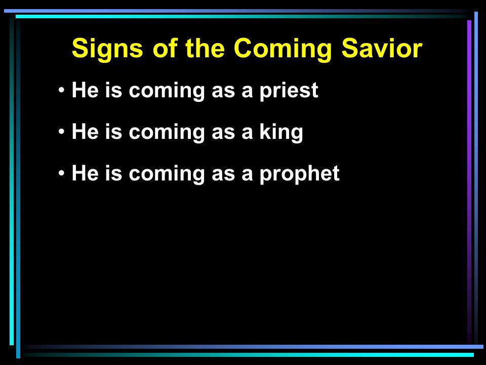 Listen to THE Prophet Believe John 8:24 RepentActs 17:30 Confess FaithRom.