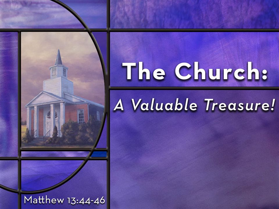 The Value of the Church TO JESUS (as evidenced by): The Value of the Church TO JESUS (as evidenced by): – The Price of the Church (Highest Price Ever Paid!) It cost Jesus His life (Eph.