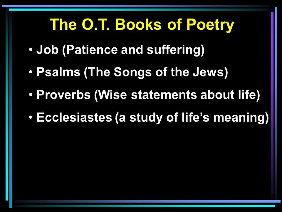 The O.T.