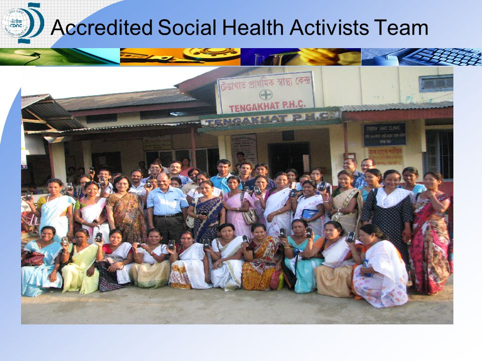 Accredited Social Health Activists Team