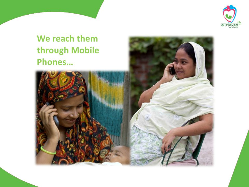 97% of Bangladesh is covered with mobile network