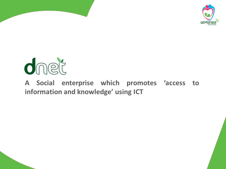 How do we act? Social Enterprise Models