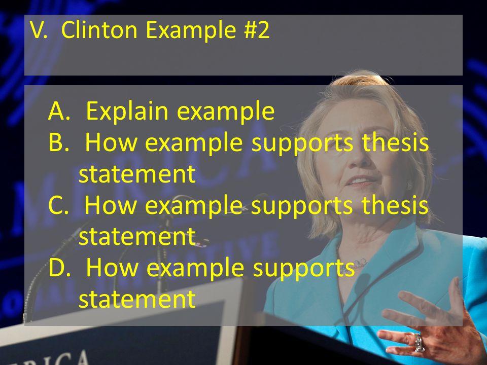 VI.Despite these similarities, Reagan and Clinton differ...
