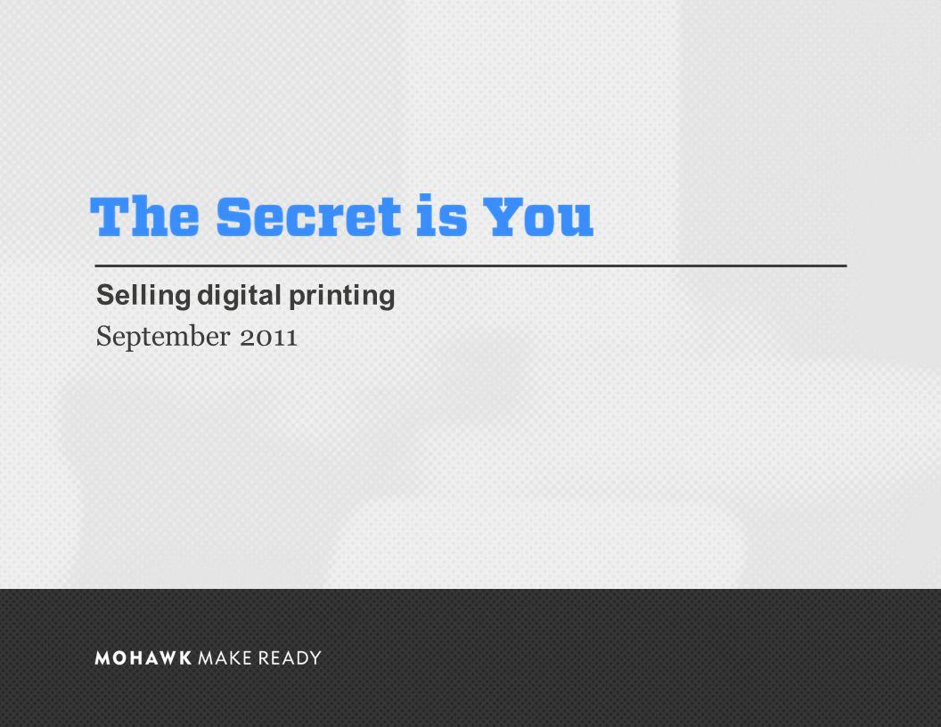 September 2011 | The Secret is You Selling digital printing September 2011 0