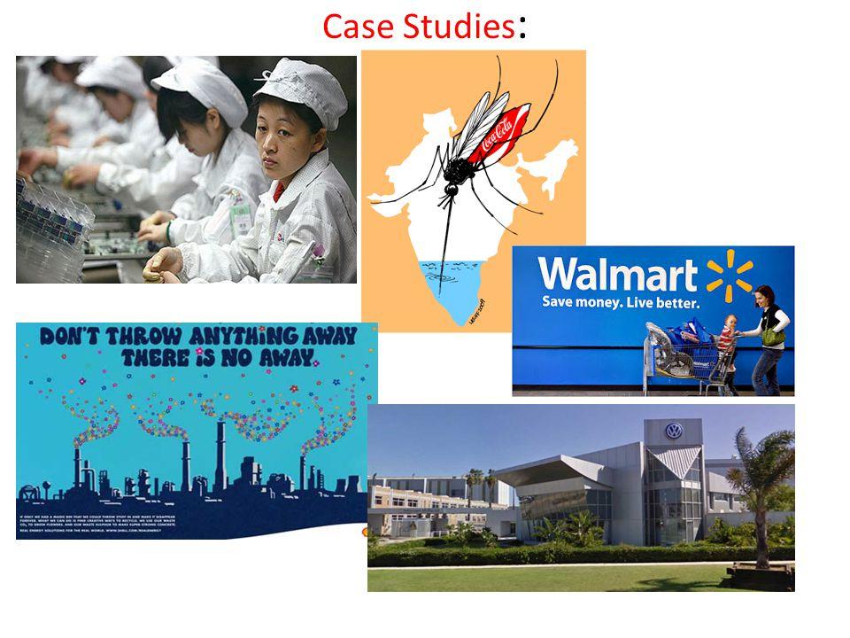 Case Studies :