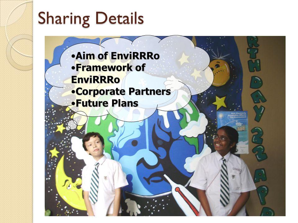 What is EnviRRRo.