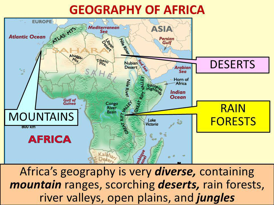 WEST AFRICA: GOLD-SALT TRADE The lack of gold in the North and the lack of salt in the West resulted in the Trans-Saharan trade network