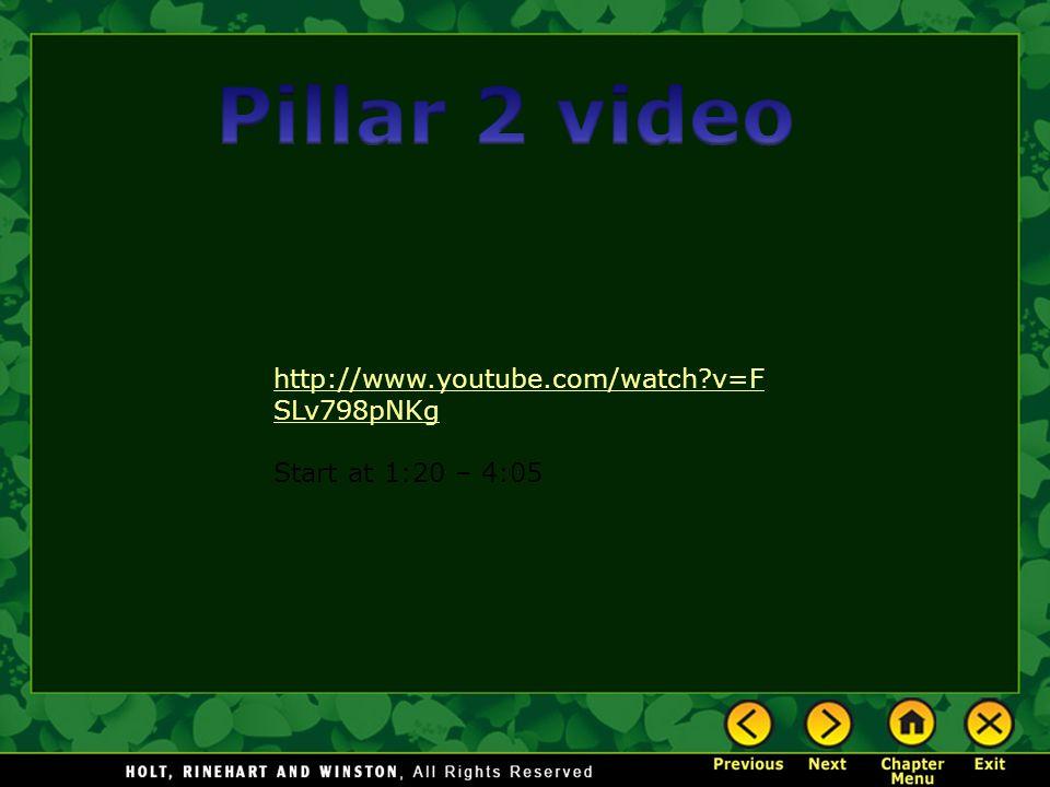 http://www.youtube.com/watch?v=F SLv798pNKg Start at 1:20 – 4:05