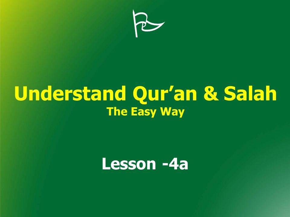 اهْدِنَاالصِّرَاطَالْمُسْتَقِيمَ ( 6) Guide us(to) the path,the straight.