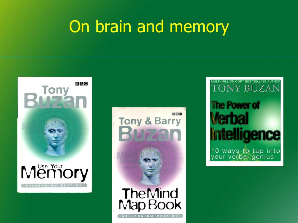 On brain and memory