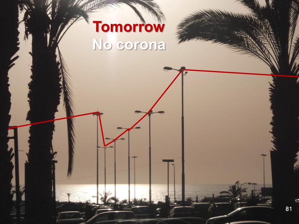 Tomorrow No corona 81