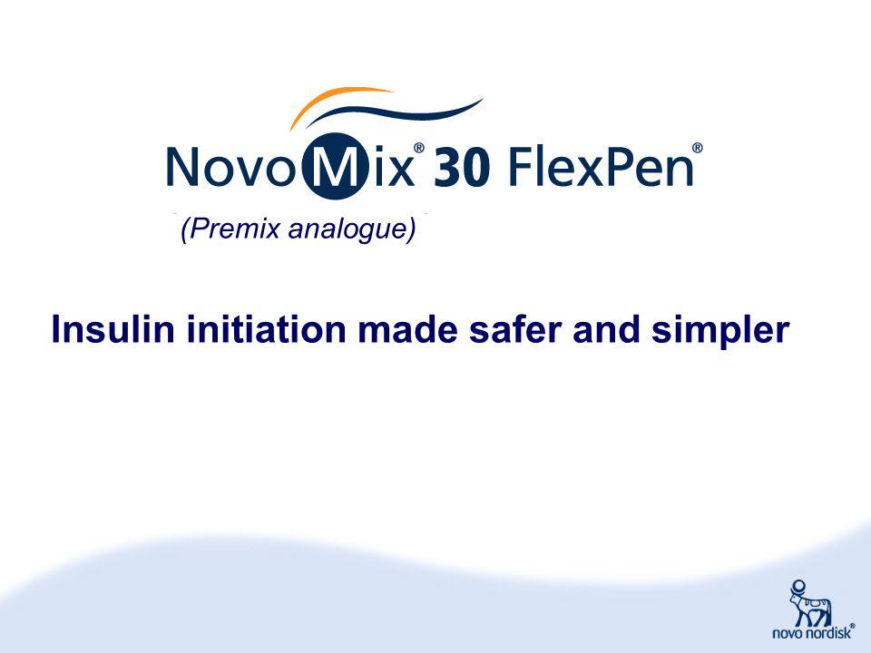 32 NovoMix 30 vs.