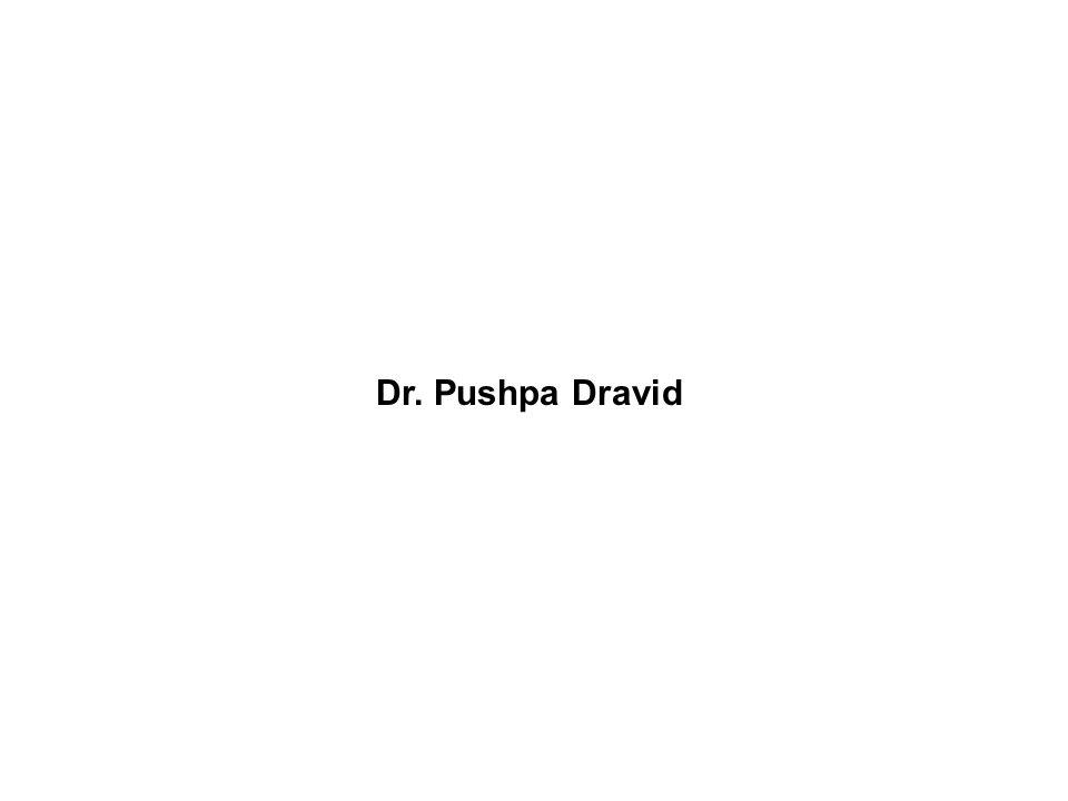 Dr. Pushpa Dravid