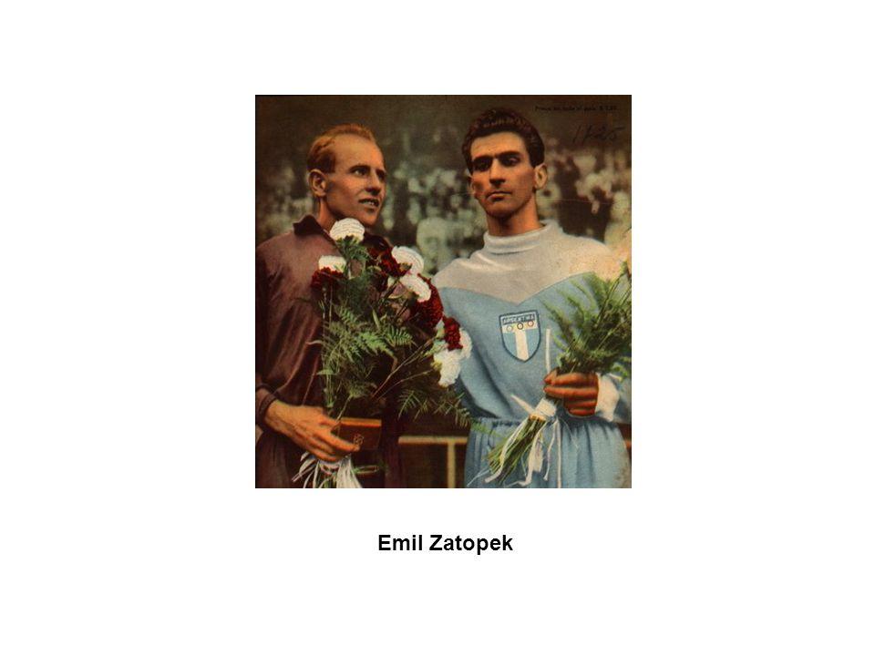 Emil Zatopek