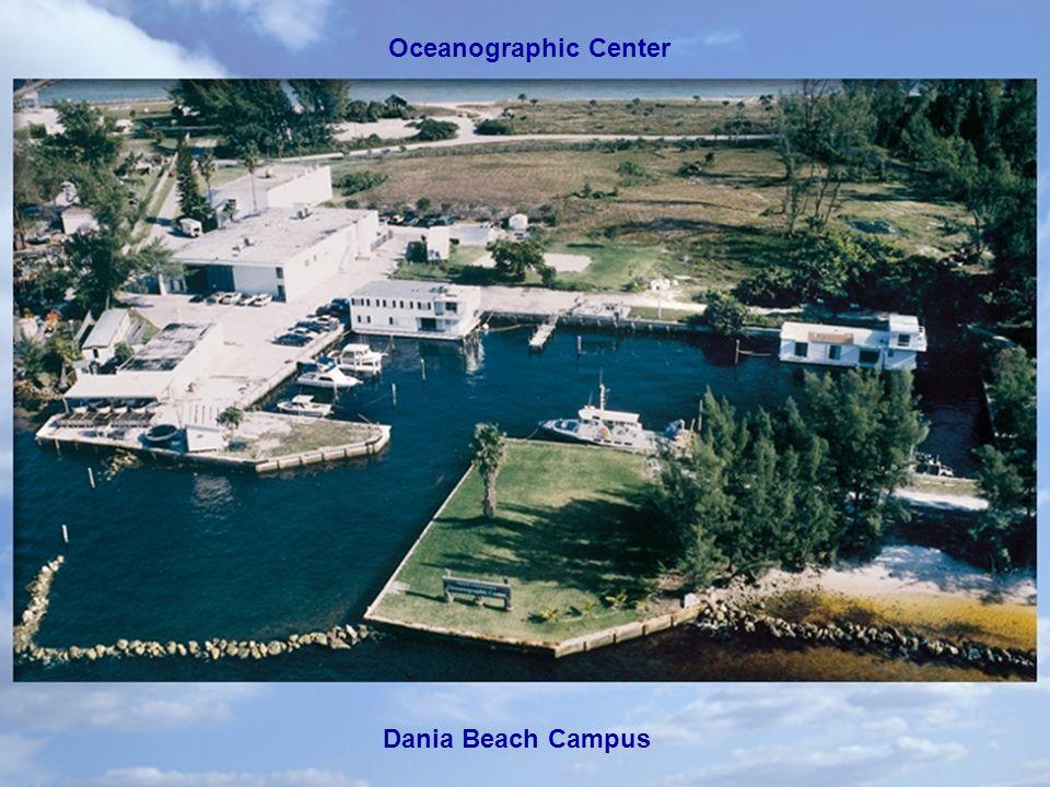 Oceanographic Center Dania Beach campus Oceanographic Center Dania Beach Campus
