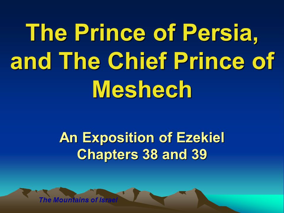 Focus On Jerusalem Prophecy Ministry The Mountains of Israel