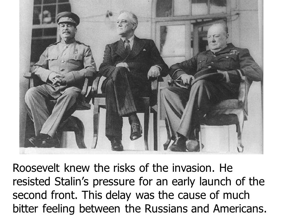 General Eisenhower General Montgomery 'Operation Overlord' planning meeting.