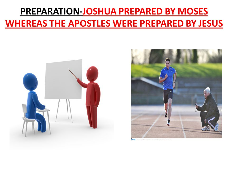 QUALIFICATION-MIGHT THE LORD WAS WITH APOSTLES JUST AS HE WAS WITH JOSHUA AND HIS ARMY-JOSHUA 1:5/MATT 28:20/ACTS 2:1-4