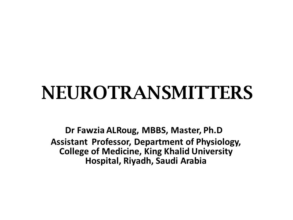 NEUROTRANSMITTERS DEFINITION: Are chemical transducers which are released by electrical impulse into the synaptic cleft from presynaptic membrane from synaptic vesicles.