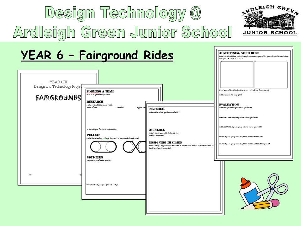 YEAR 6 – Fairground Rides
