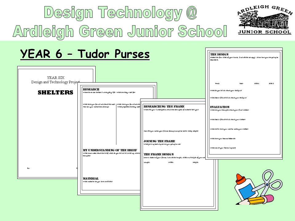 YEAR 6 – Tudor Purses