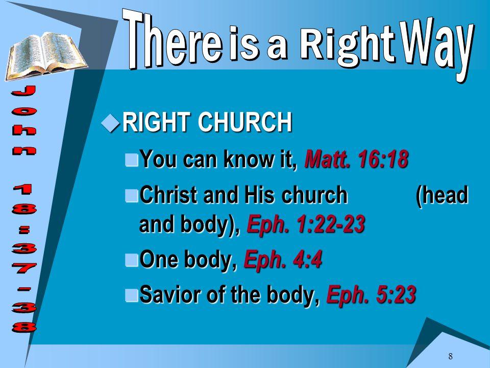 9  RIGHT WORSHIP, Jno.