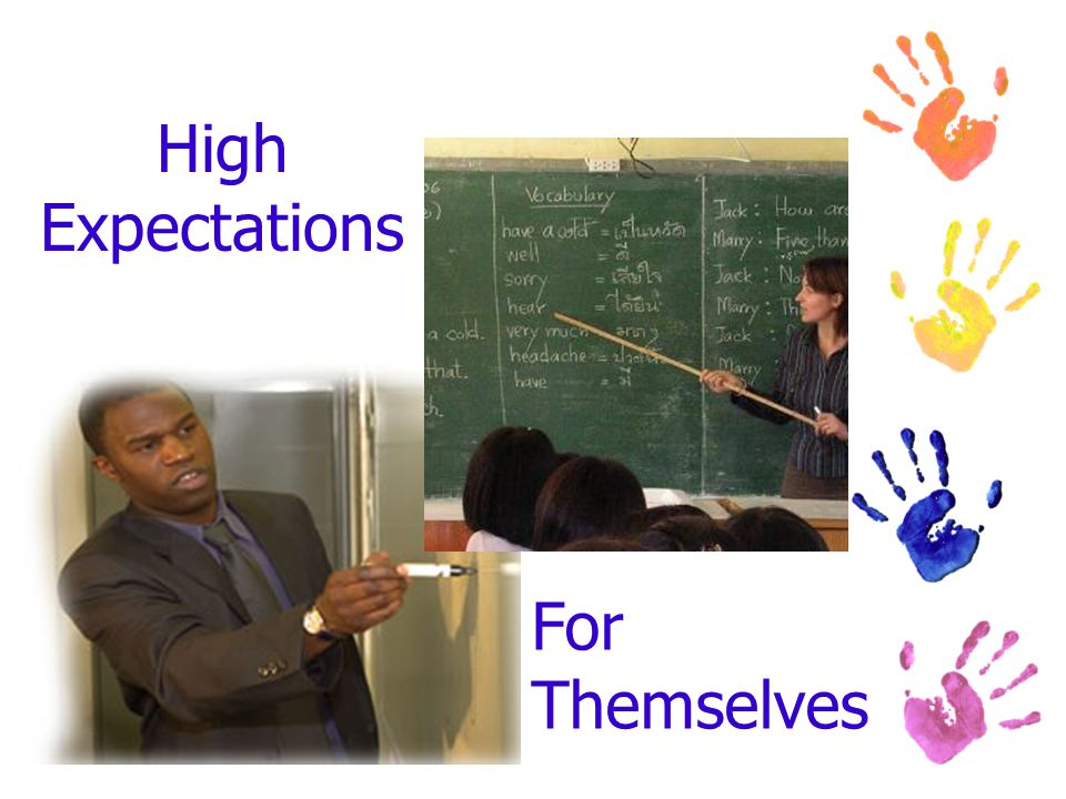 One hallmark of effective teachers is that they create a positive atmosphere in their classrooms and schools.