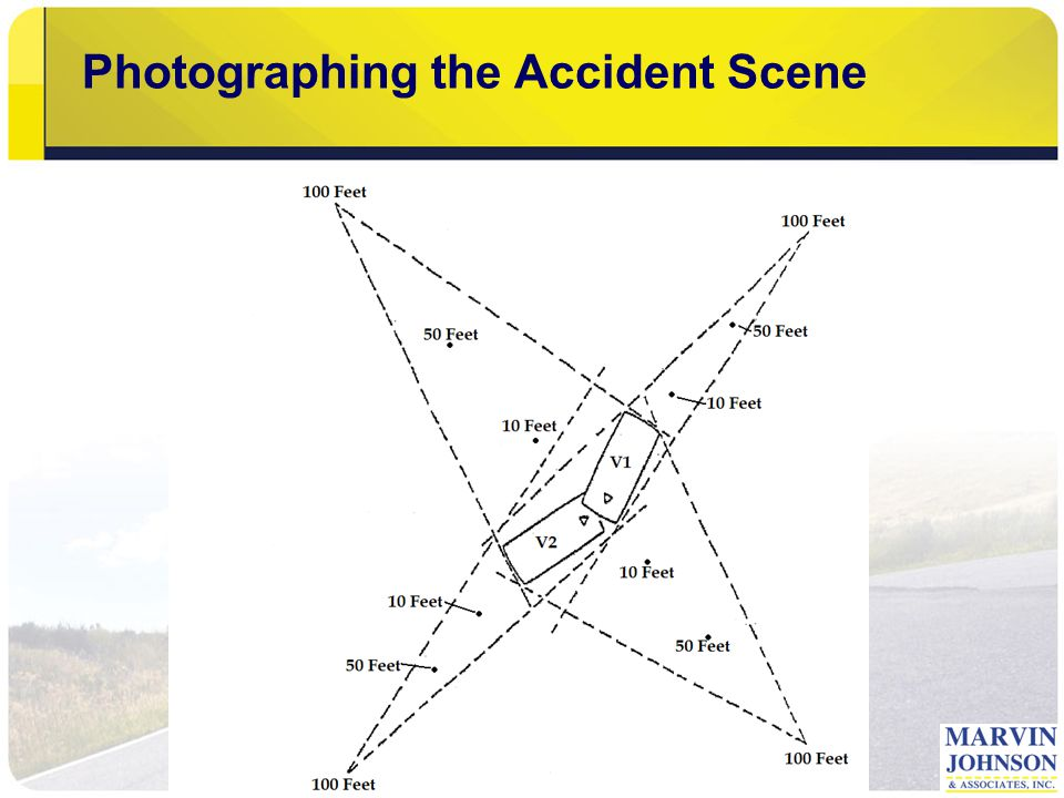 Photographing the Accident Scene