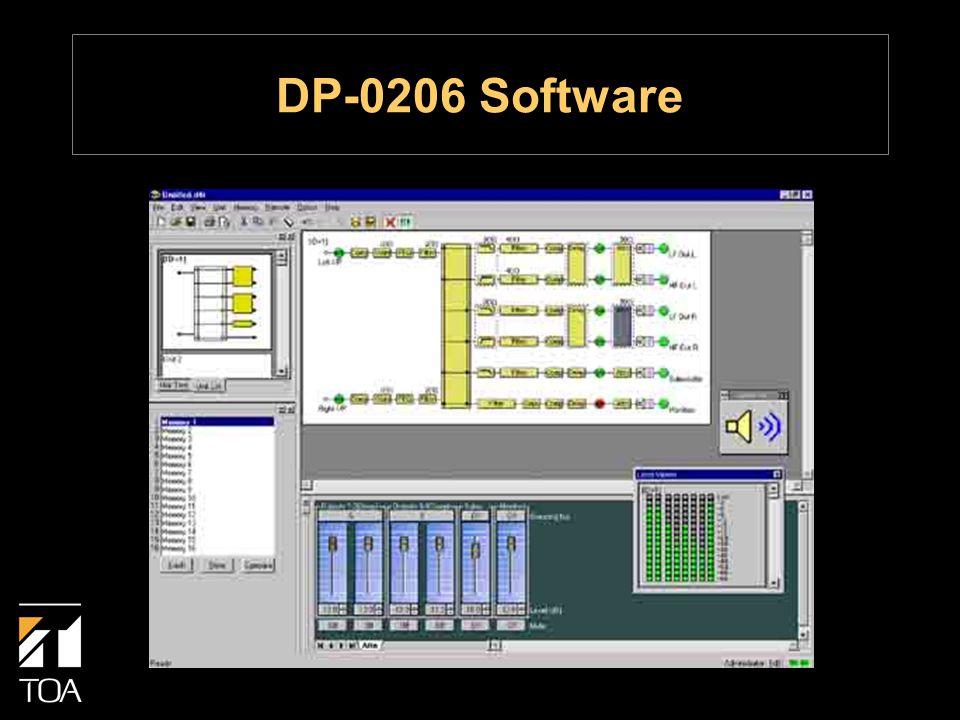 DP-0206 Software