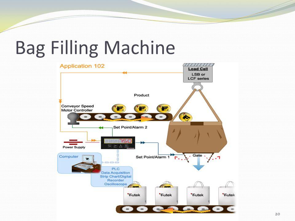 Bag Filling Machine 20