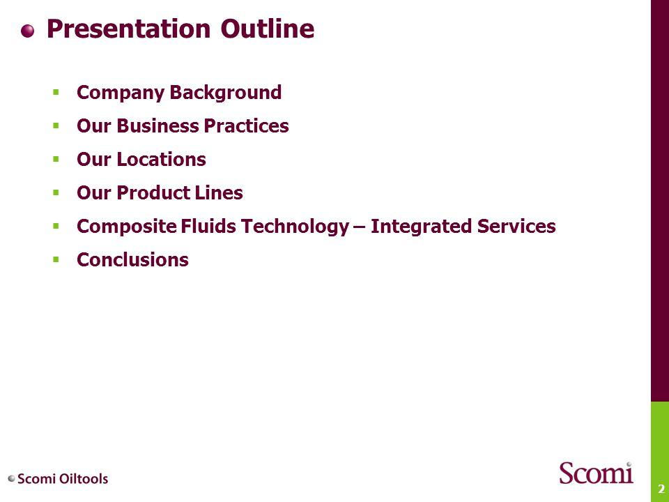 3 Company Background Global Technology Enterprise