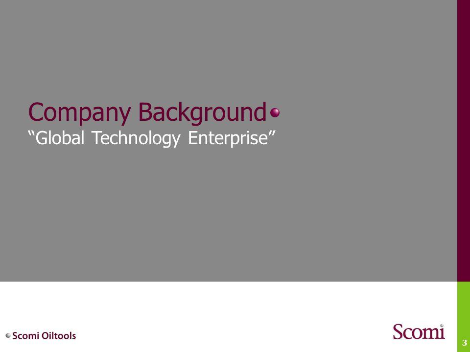 "3 Company Background ""Global Technology Enterprise"""