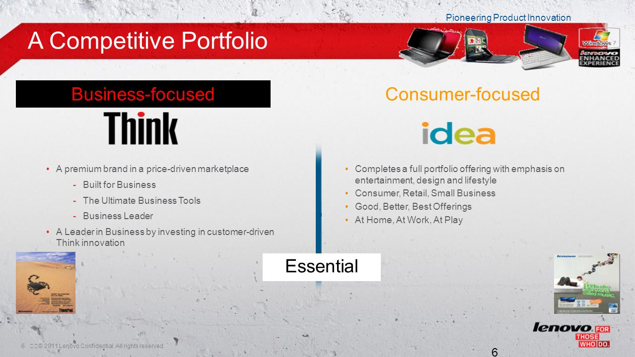 57© 2011 Lenovo Confidential. All rights reserved. Summer Campaign Marketing Support